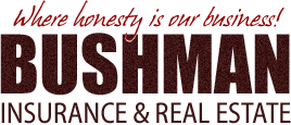 Bushman Insurance & Real Estate Logo